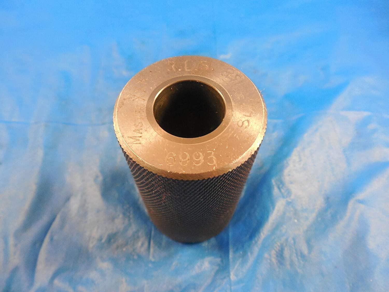 .6993 Class XXX Carbide Master BORE Ring GAGE .6875 +.0118 Oversize 11/16 17.762