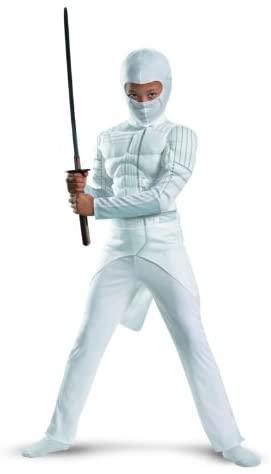 Disguise Costumes G.i. Joe Retaliation Storm Shadow Classic Muscle Costume