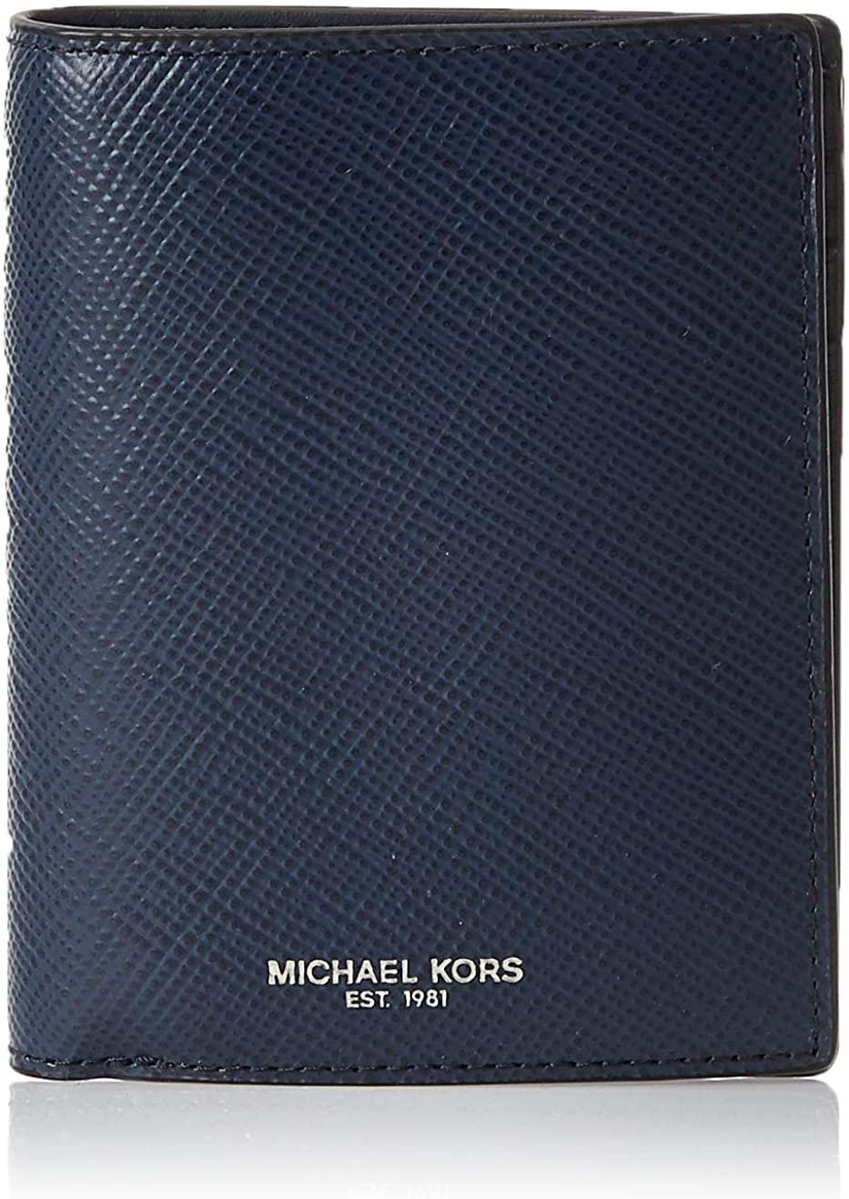 Michael Kors Men's Harrison Leather Card Case
