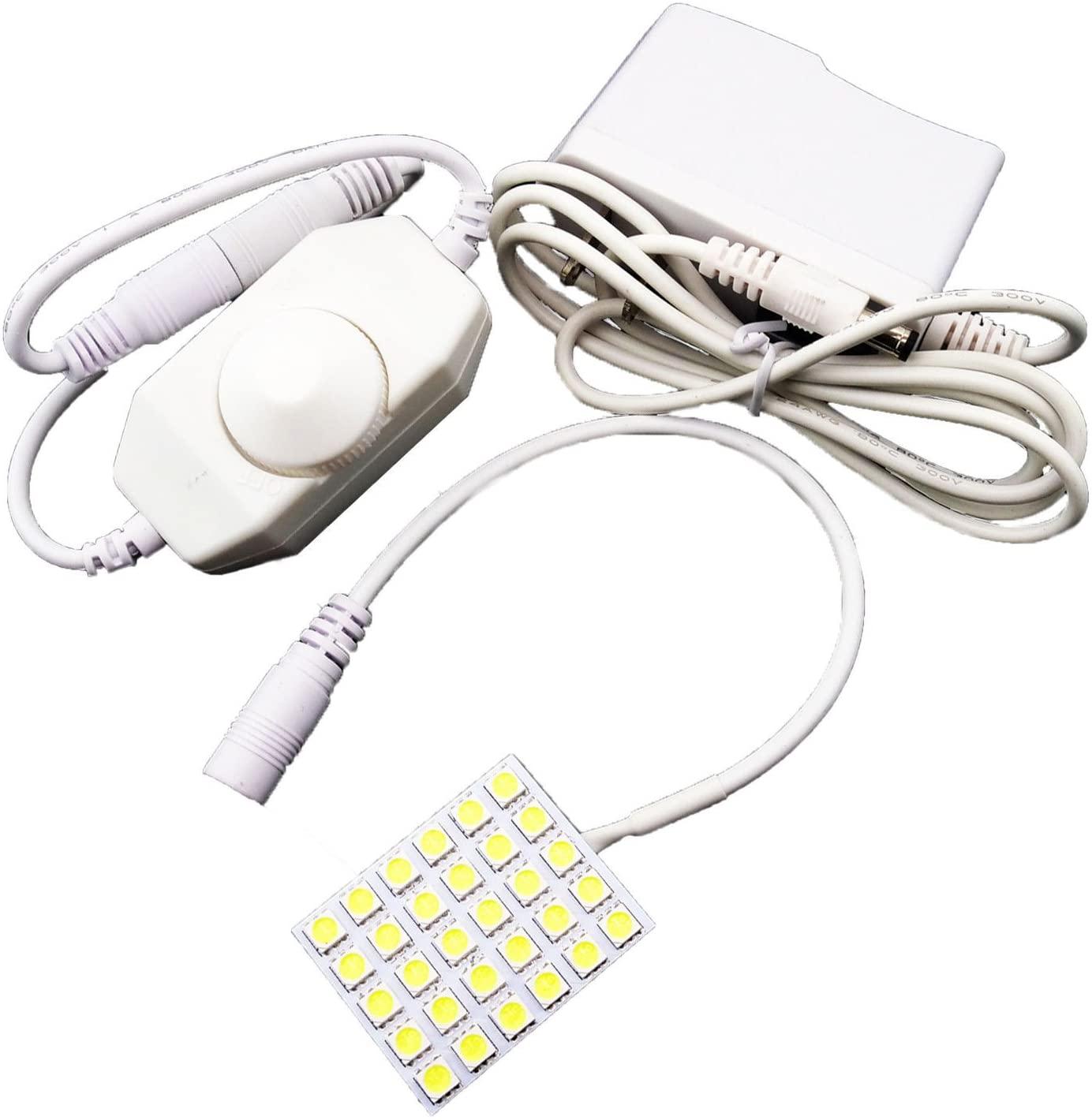 Cutex (TM) Brand Domestic Home Sewing Machine LED Working Light