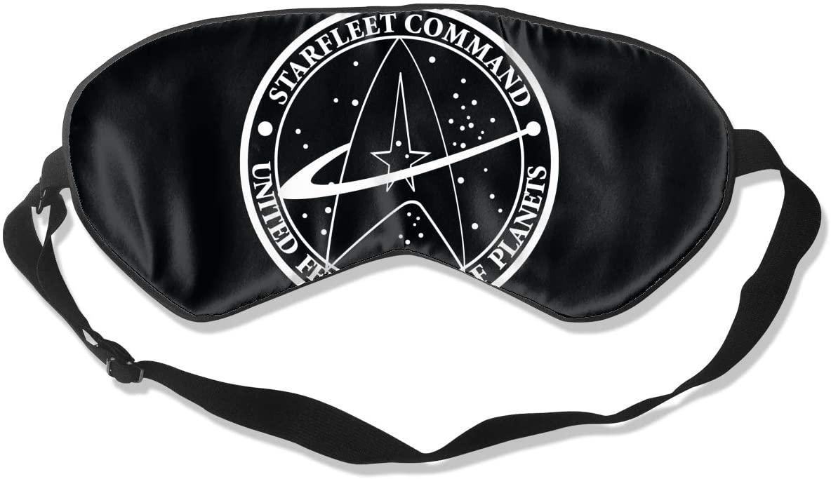 Gjfauehf Star Trek Eye Mask, Sleep Shading, Sleep to Relieve Fatigue