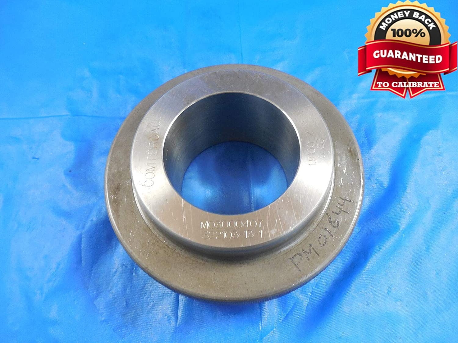 1.9100 Class Z Master BORE Ring GAGE 1.9063 +.0037 Oversize 1 29/32 48.514 mm