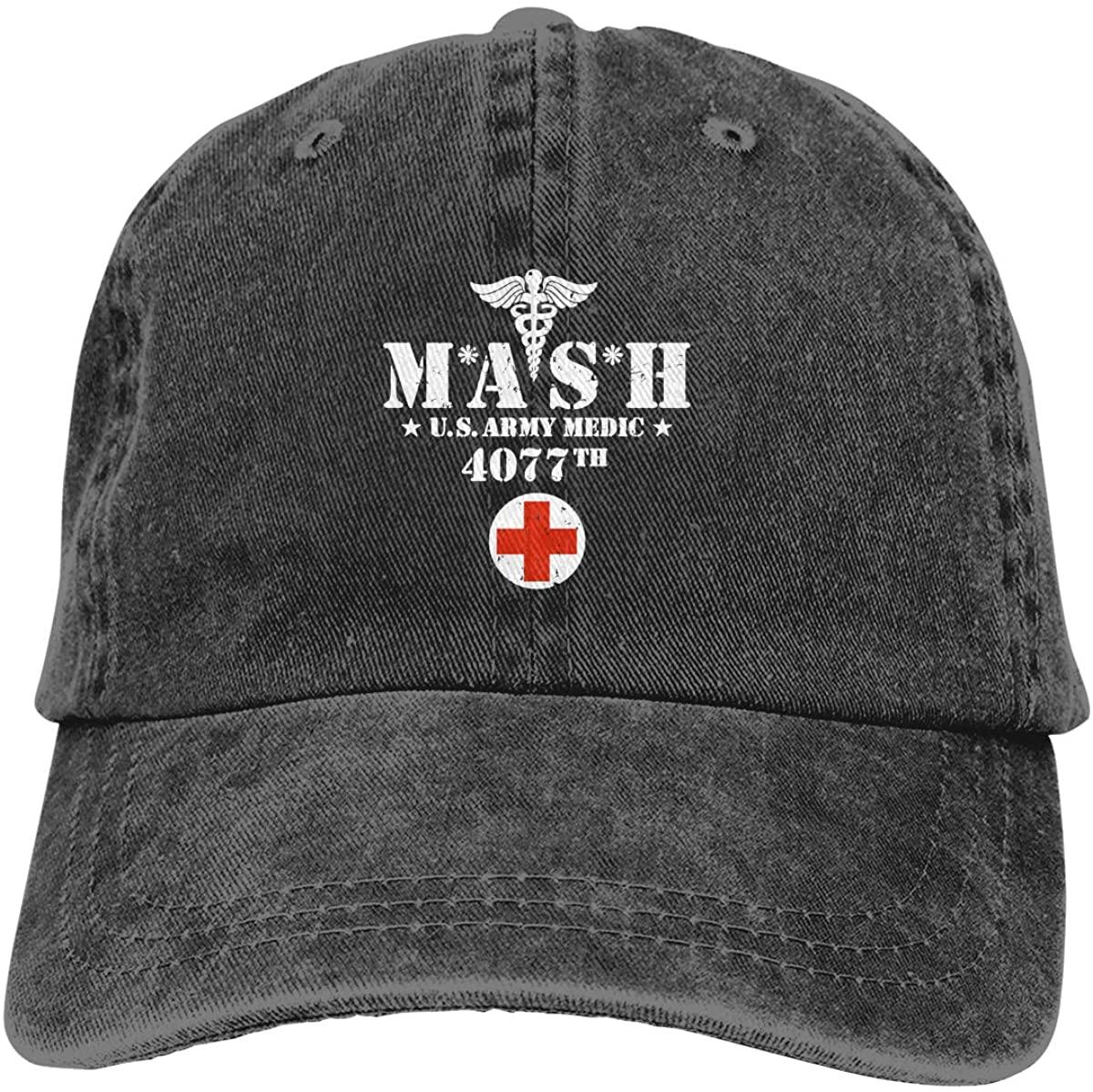 MASH 4077th Tv Division Men Fashion Hat Women's Classical Cap Hats