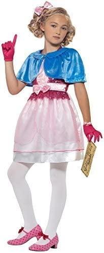 Girls Official Veruca Salt Roald Dahl Willy Wonka World Book Day Week TV Film Fancy Dress Costume Outfit