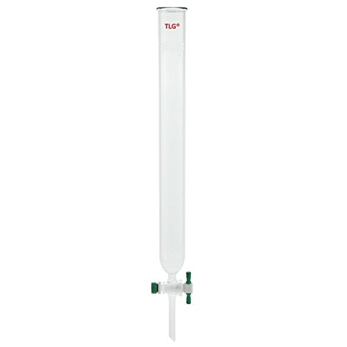 CHEM SCIENCE INC CS-C0363240 Chromatography, Column, Column OD 32 mm, Column ID 26 mm, Effective Length 18