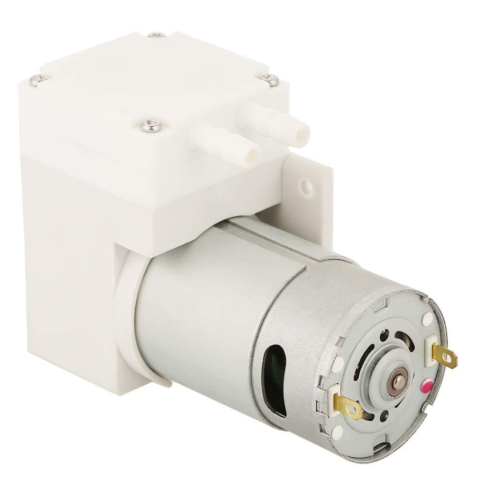 Negative Pressure Suction Pump, DC12V Miniature Vacuum Pump for Food Packaging Machine
