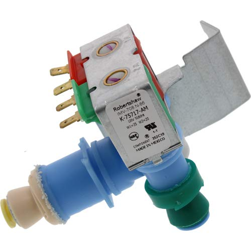 ClimaTek Upgraded Ice Machine Water Valve for Kenmore K-75717