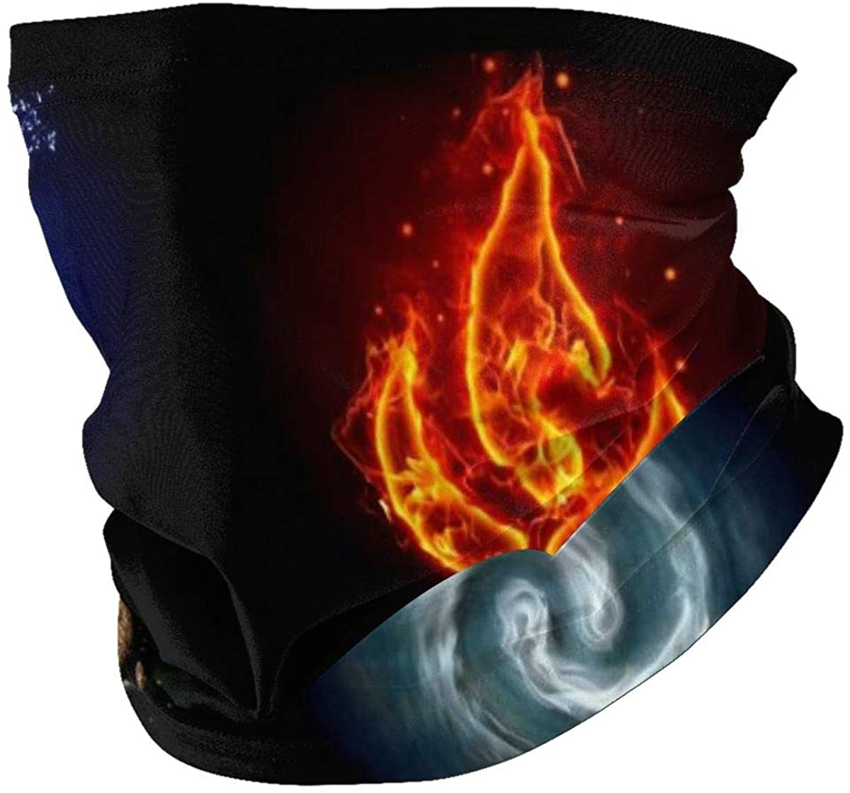 Avatar The Last Airbender Neck Gaiter Face Scarf Face Mask Lightweight Breathable Sun Protection for Fishing Hiking Running Cycling