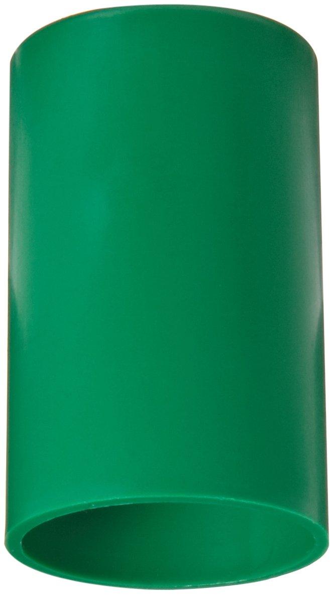 Bellco Glass KAP-UTS(TM) Polypropylene Disposable Closure, Green, 20mm