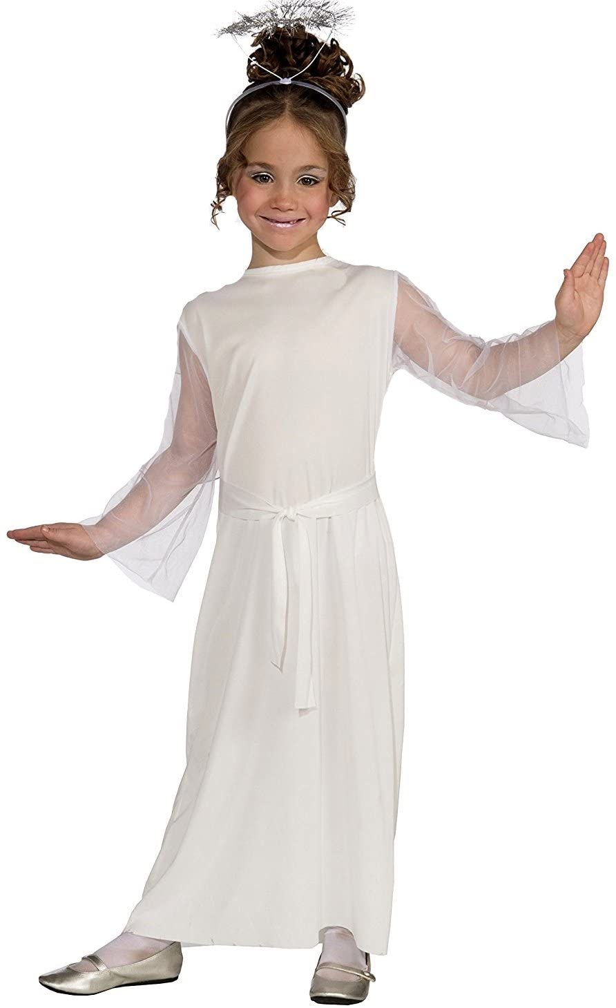 Forum Novelties Angel Costume, Child Medium