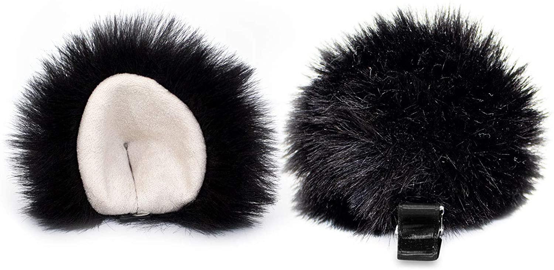 Animears Anime Cosplay Ears   Colorful Faux Fur Clip-on Animal Ears   Soft and Fluffy Animal Costume Ears   Furry Cat Ears