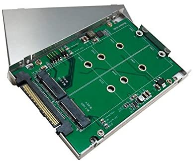 M.2 NVMe + M.2 SATA for Tri-Mode Backplane Adapter