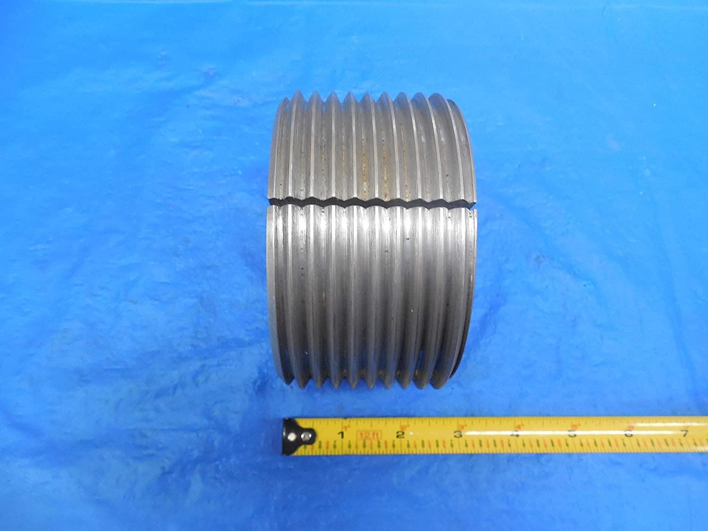 Shop Made 4 1/2 4 Aluminum Thread Plug GAGE 4.5 4.50 4.0 GO ONLY P.D. = 4.345