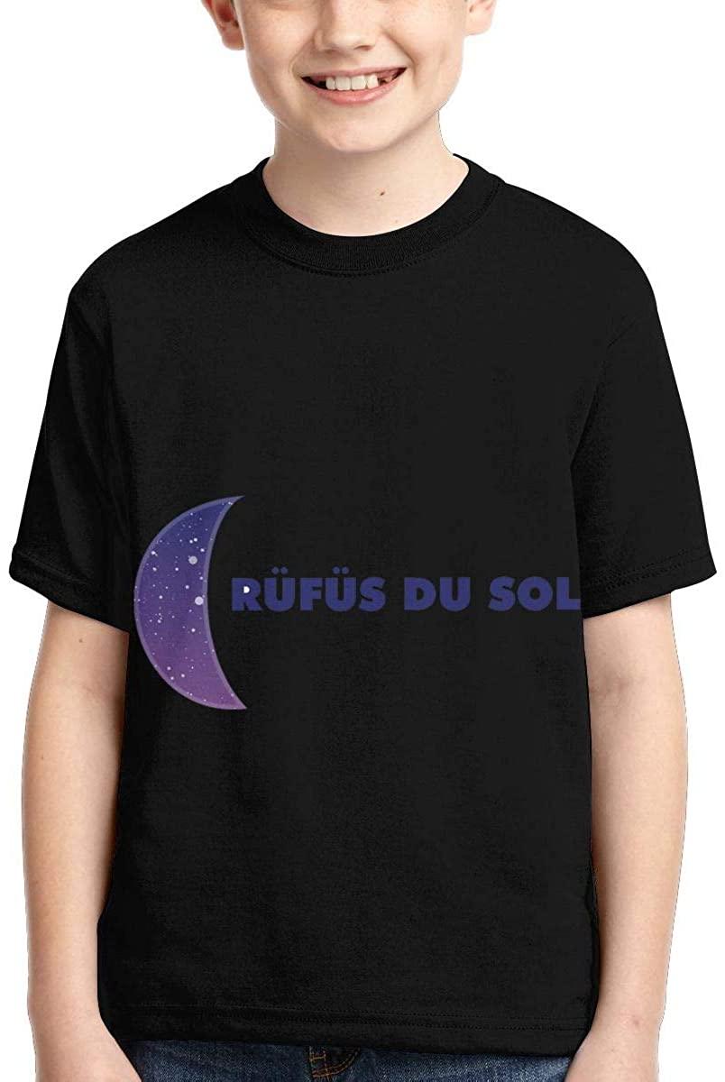 Hxuedan Boys,Girls,Youth Rufus Du Sol Tee Shirt