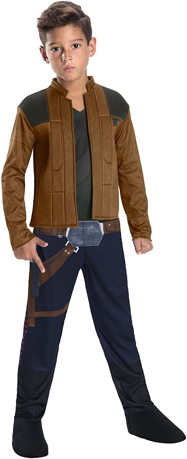 Rubie's Solo: A Star Wars Story Han Solo Children's Costume, Small