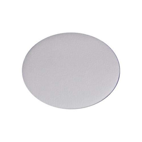 LabExact LEF7000, Grade F 7cm Binderless Glass Microfiber Filter (3 Packs of 100 pcs)
