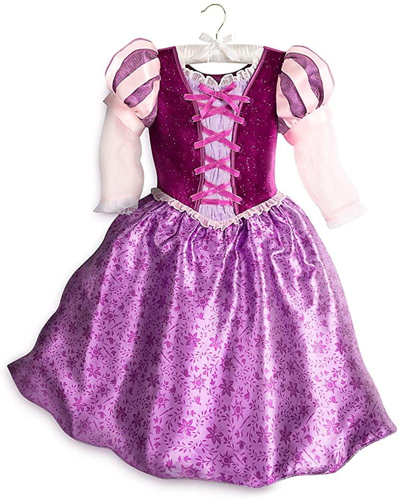 Disney Rapunzel Costume for Kids - Tangled: The Series Purple