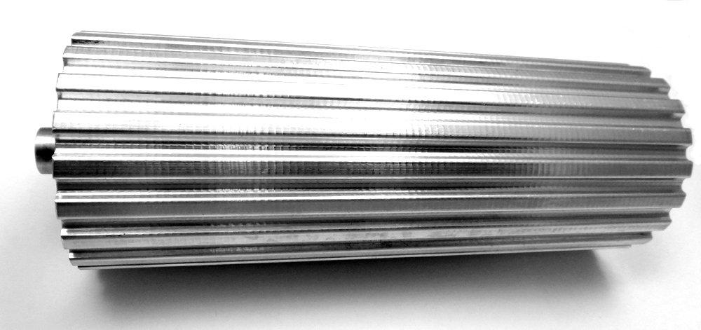 L 20 Original New Ametric(R) L Pitch Aluminum Timing Pulley Bar (Mfg Code 1-021)