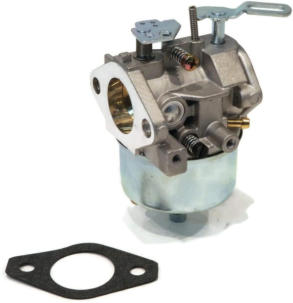 Carburetor for Tecumseh Models HMSK100-159426X HMSK100-159432W HMSK100-159433W