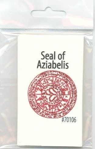 Talismanic Seal of Aziabelis * Sello Talismánico de Aziabelis