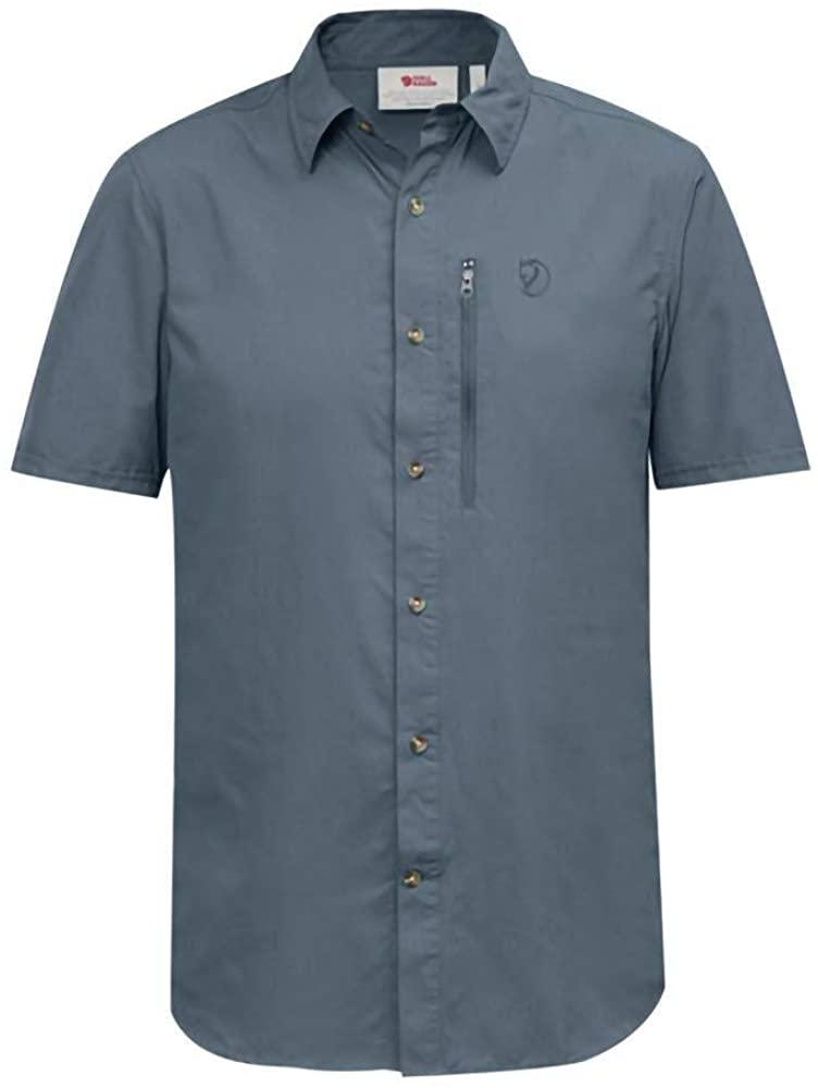 Fjällräven Mens Abisko Hike Shirt Short Sleeve