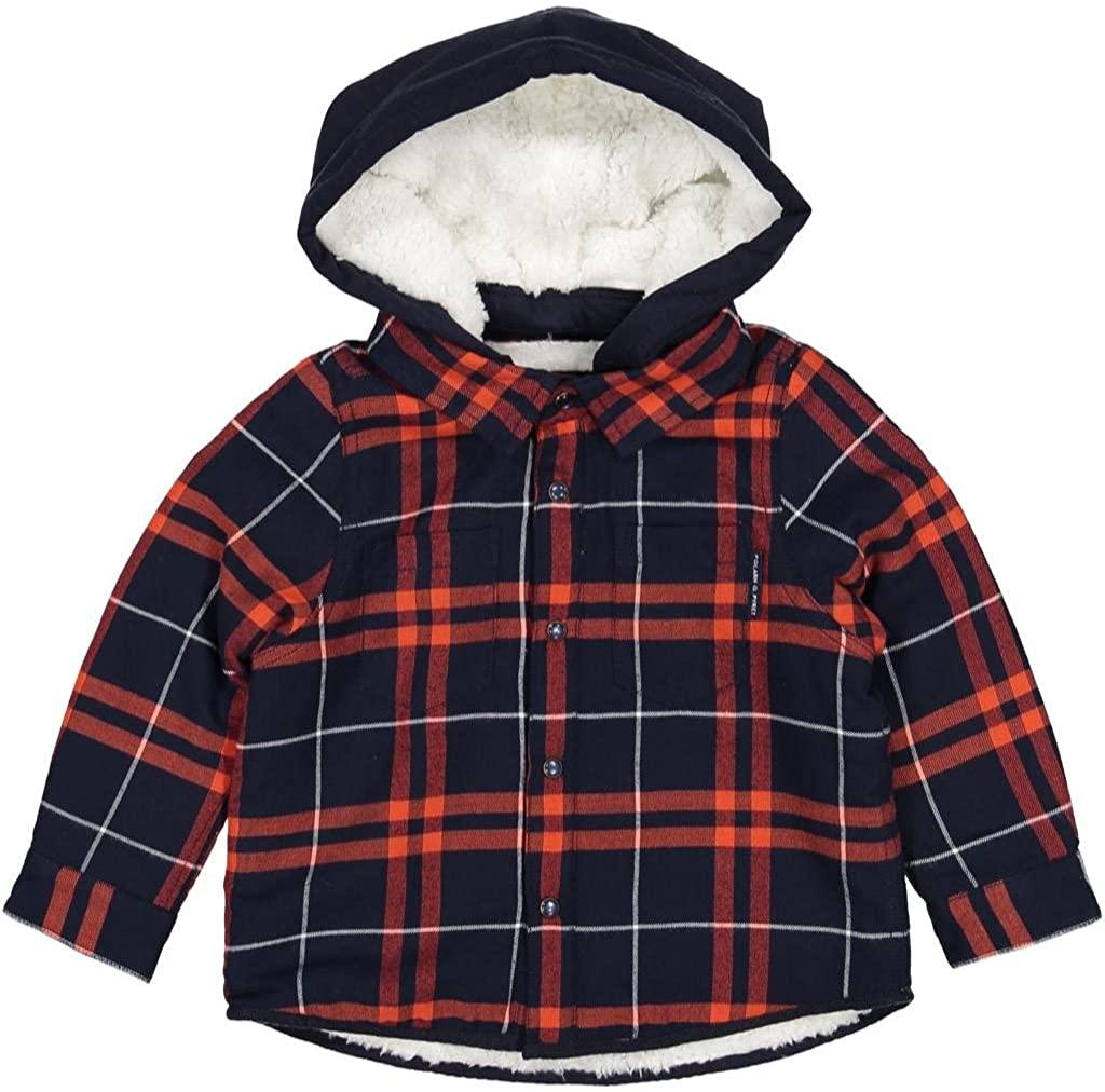 Polarn O. Pyret Lined Urban Lumberjack Shirt (Baby)