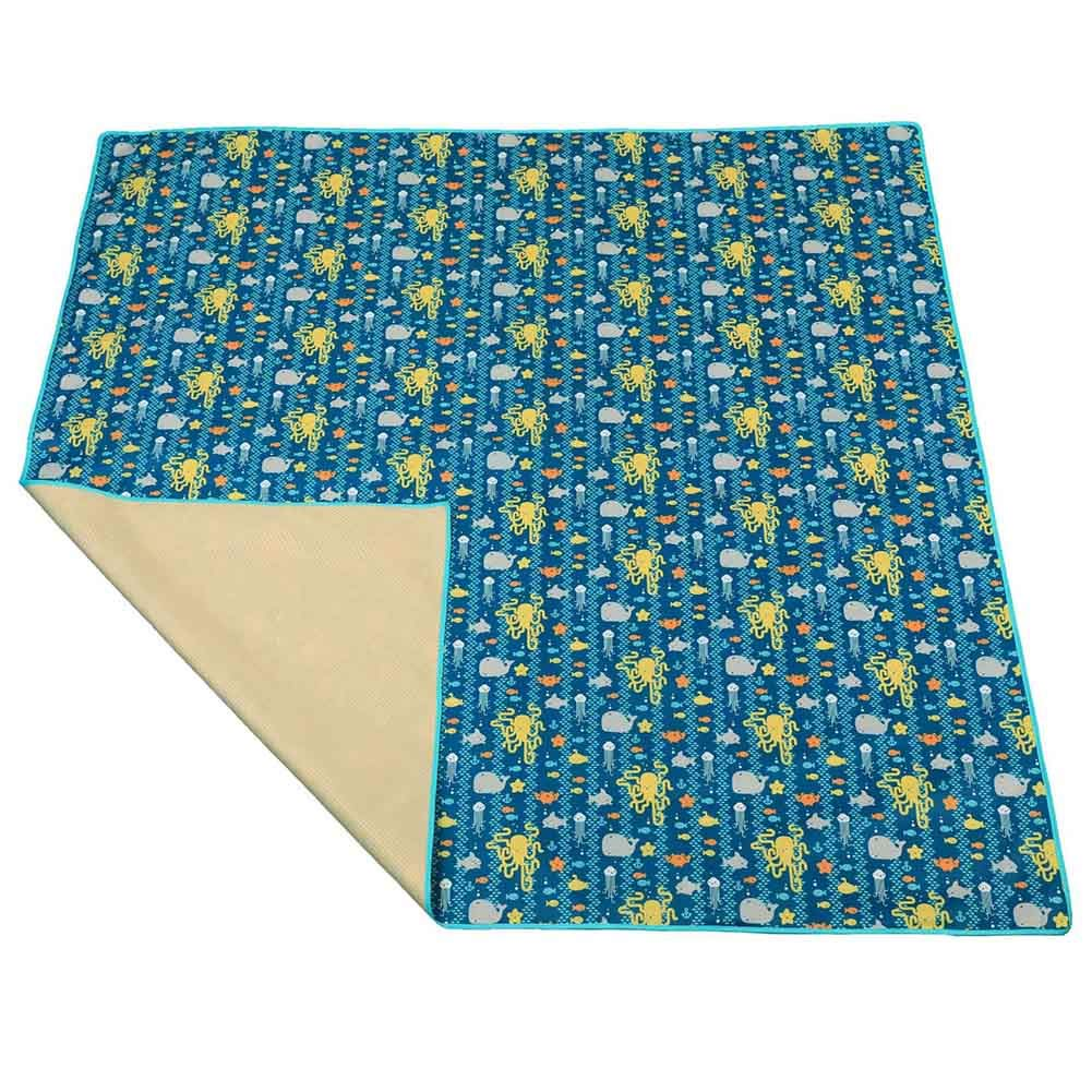 High Chairs Floor Mats for Babies and Toddlers, Splat Mat for Arts/Crafts, Water-Resistant Anti-Slip Play Mats, Floor Protector, 51