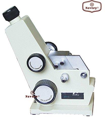 NEWTRY 2WAJ Optical Instruments Automatic ABBE Digital Refractometer 1.3000-1.7000