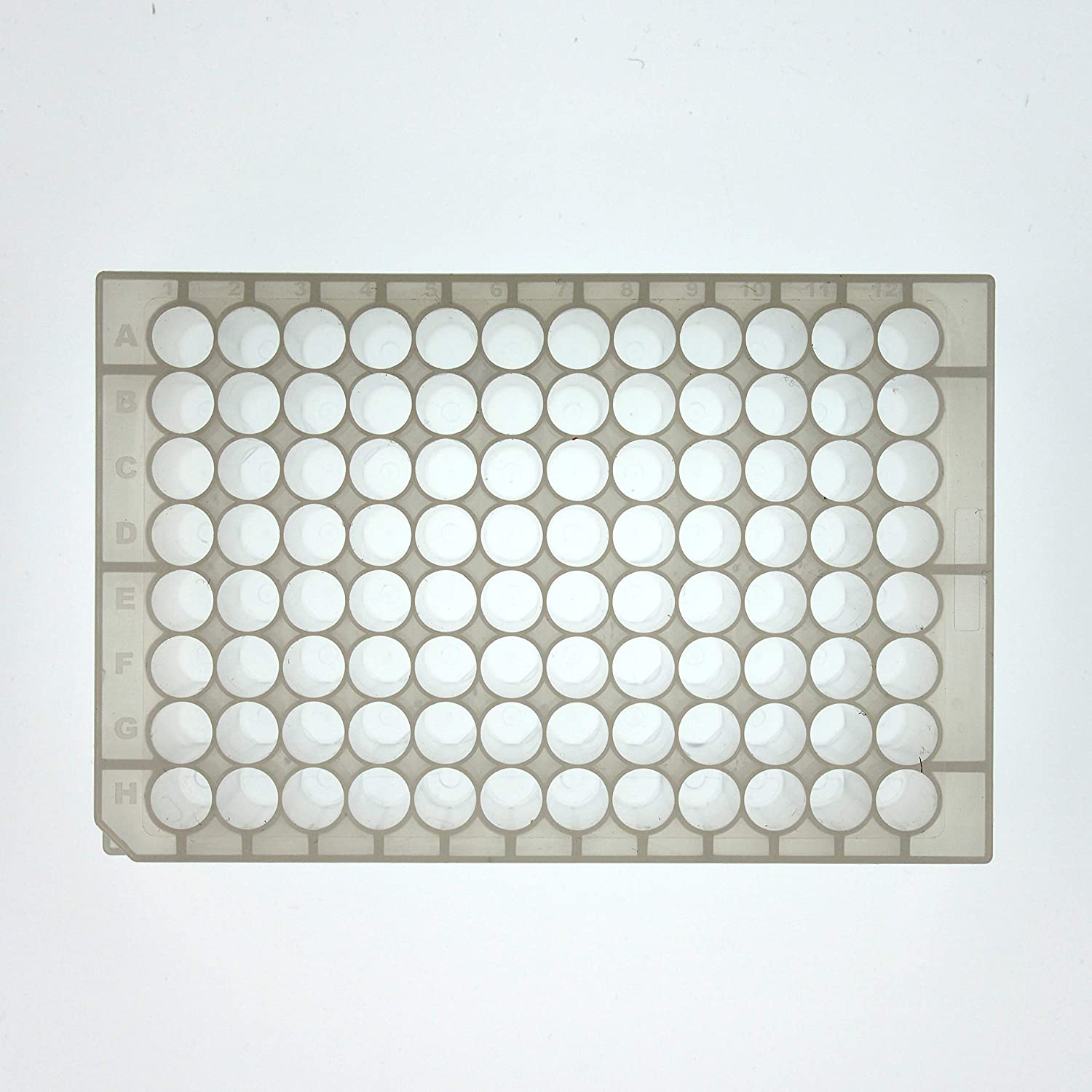 2.0 ml 96-Well Deep Well Plate, U-Bottom, Round Well, Non-Sterile