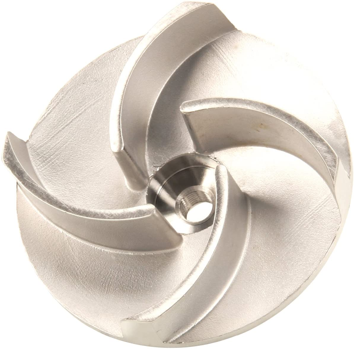 CMA Dish Machines 03222.10 Open Impeller, Stainless Steel Finish