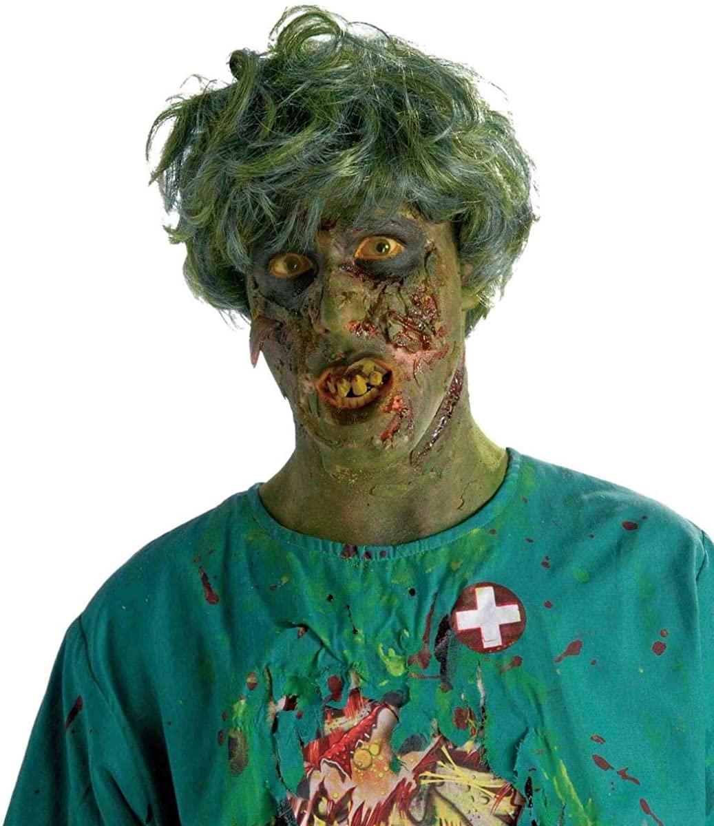 Forum Novelties Biohazard Zombie Noxious Adult Wig
