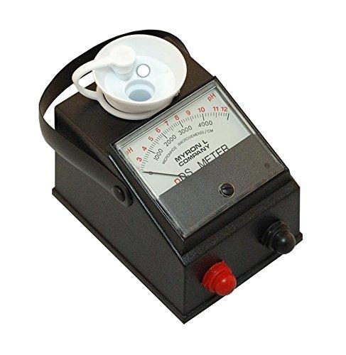 Myron L 512T5 DS Conductivity Meter, 0-5000 ppm