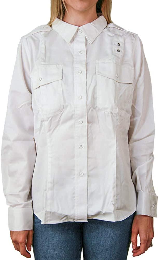 5.11 Tactical Women's PDU Long Sleeve Twill Class B Shirt