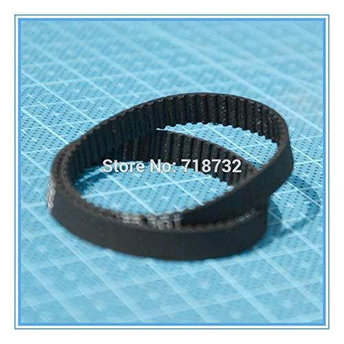 Fevas 194-2GT-6 Round Timing Belt 194mm Length GT2 6mm Width 5pcs