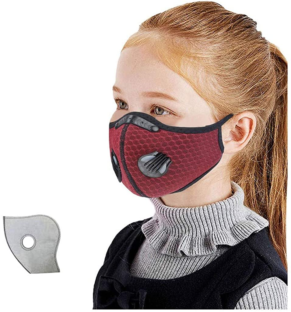 Children's Outdoor Riding Multifunctional Sports Face & Mouth Cover Can Be Washed Repeatedly