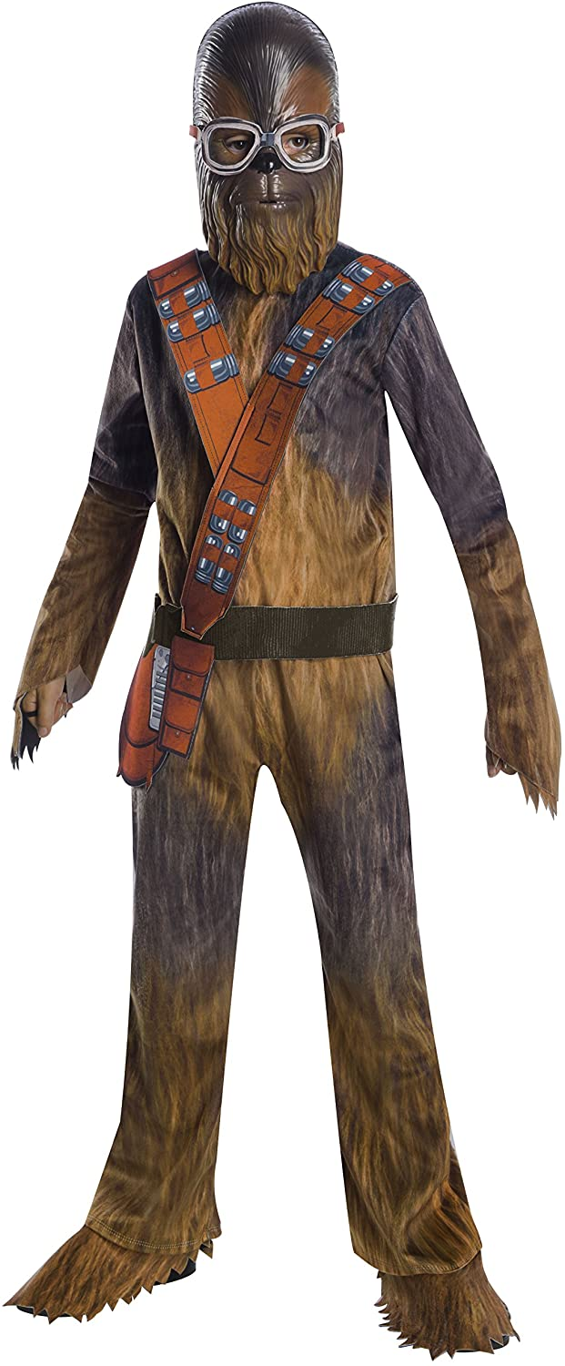 Rubie's Solo: A Star Wars Story Chewbacca Deluxe Children's Costume, Large