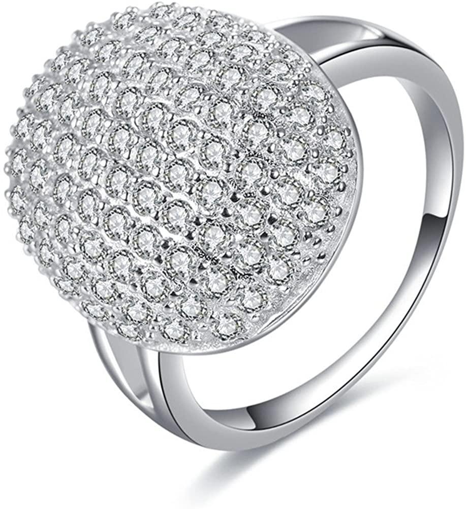 lureme Twilight Eclipse Bellas Engagement Ring Prop Replica (rg001818-5) Ring Size 10