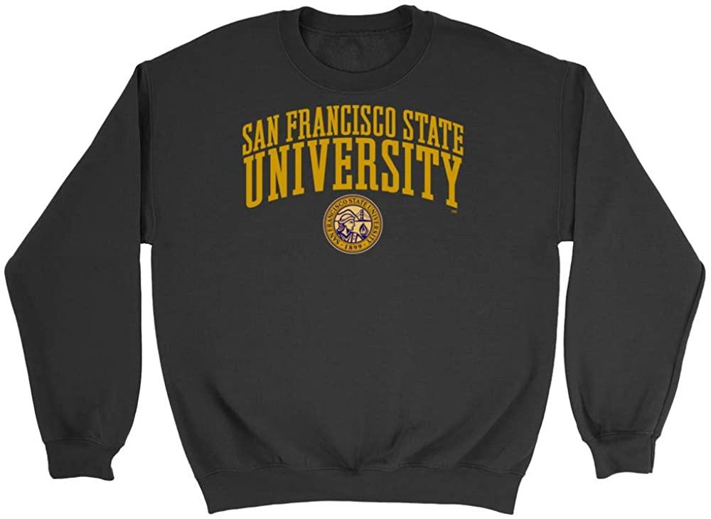 Official NCAA San Francisco State University - PPSFS08 Mens/Womens Boyfriend Sweatshirt