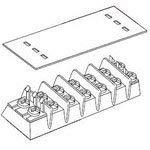 X12006, Conn Terminal Block 12 POS Screw Panel Mount (25 Items)