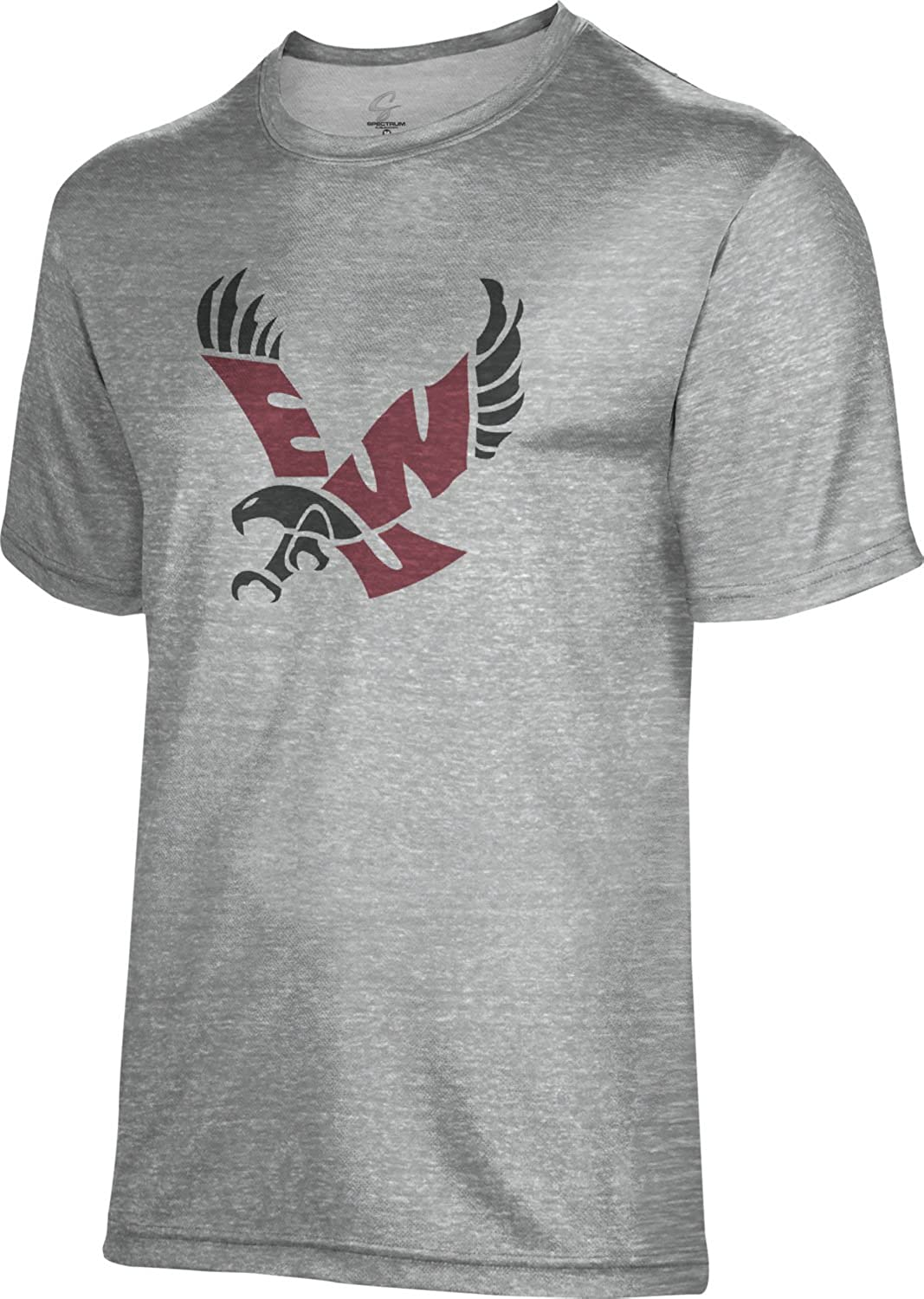 Spectrum Sublimation Eastern Washington University Unisex Poly Cotton Tee