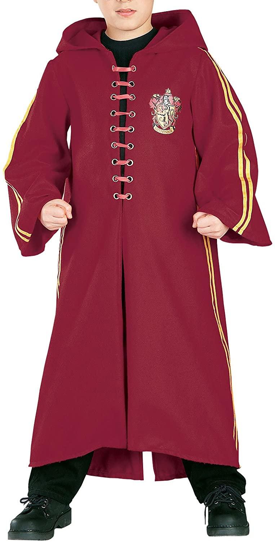 Deluxe Quidditch Robe Costume - Medium