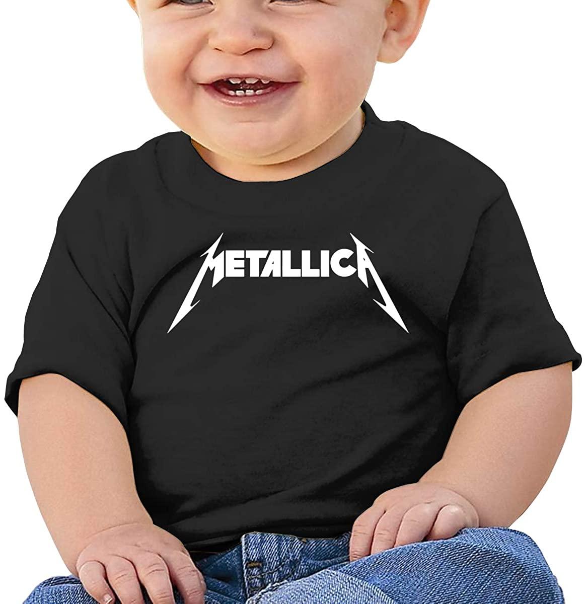 AP.Room Short Sleeve Comfortable Shirt James Hetfield Baby T-Shirt