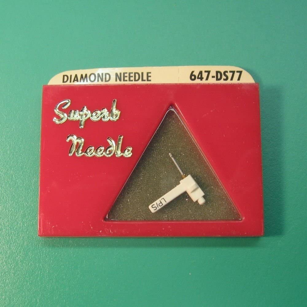 Durpower Phonograph Record Player Turntable Needle For CARTRIDGES ASTATIC 219 253 459 483 485 497 & GE c-300