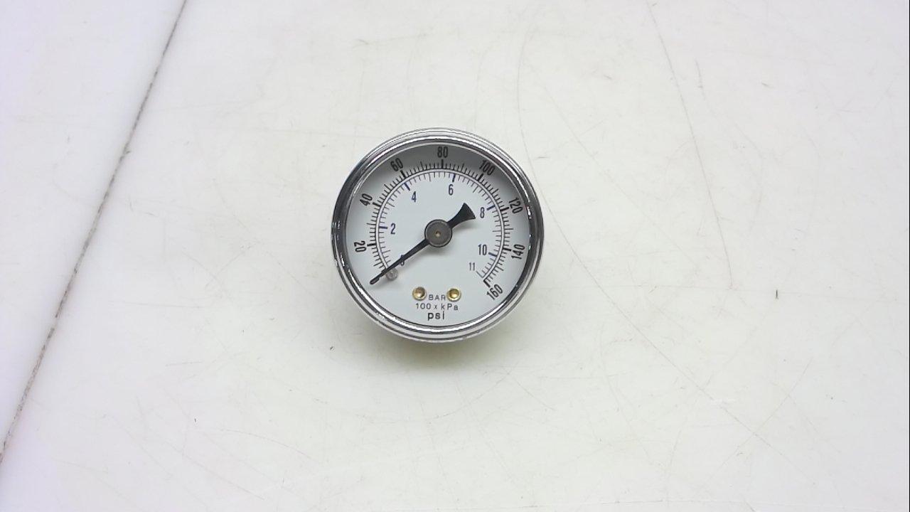 Pic Gauge 102D-158F, Pressure Gauge, 1/8