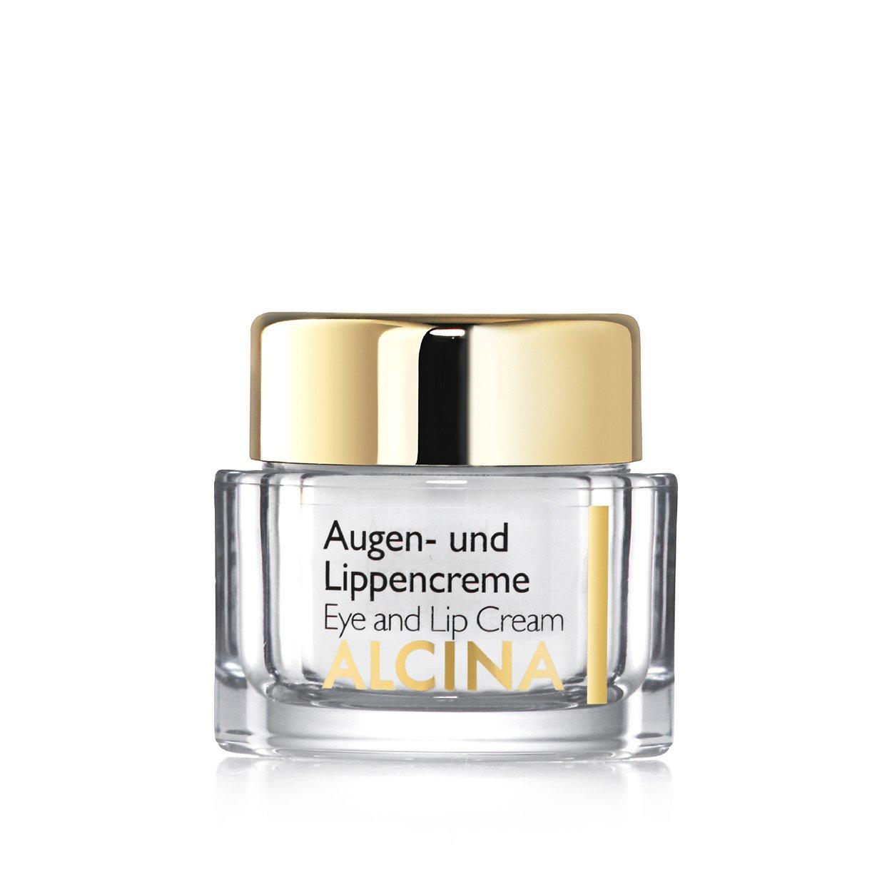 Alcina eye and lip cream 15 ml