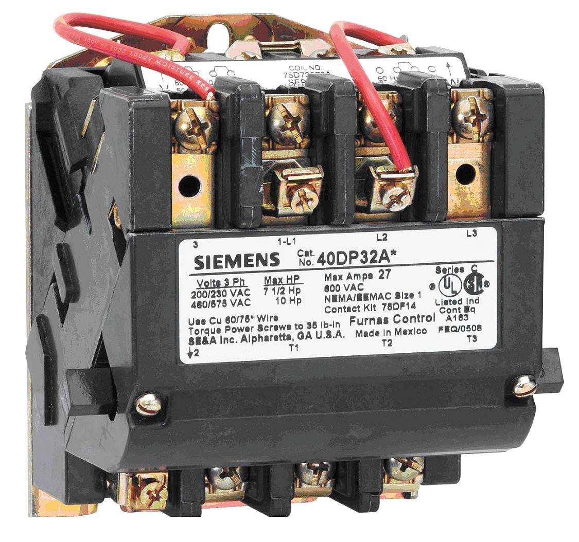 Siemens 40JG32AF NSNPGENUINE Furnas