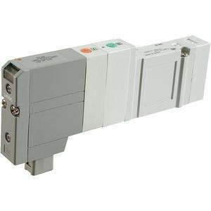 SMC SV1000-50-1A-N7 valve - ss5v1 manifold sv1000 family ss5v1 other size rating - mfld block, 1/4 tube fitting