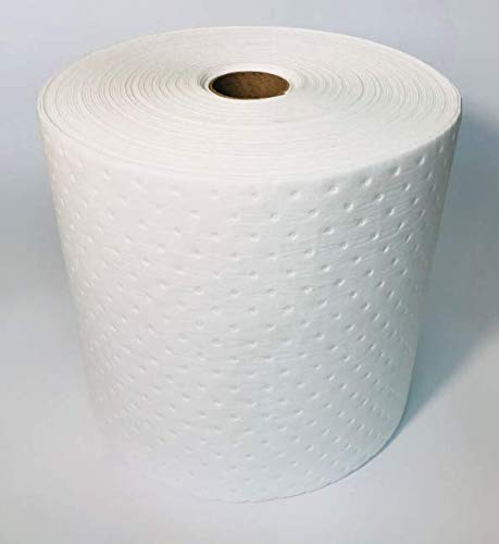 Dimpled Oil Only Absorbent Roll, 15