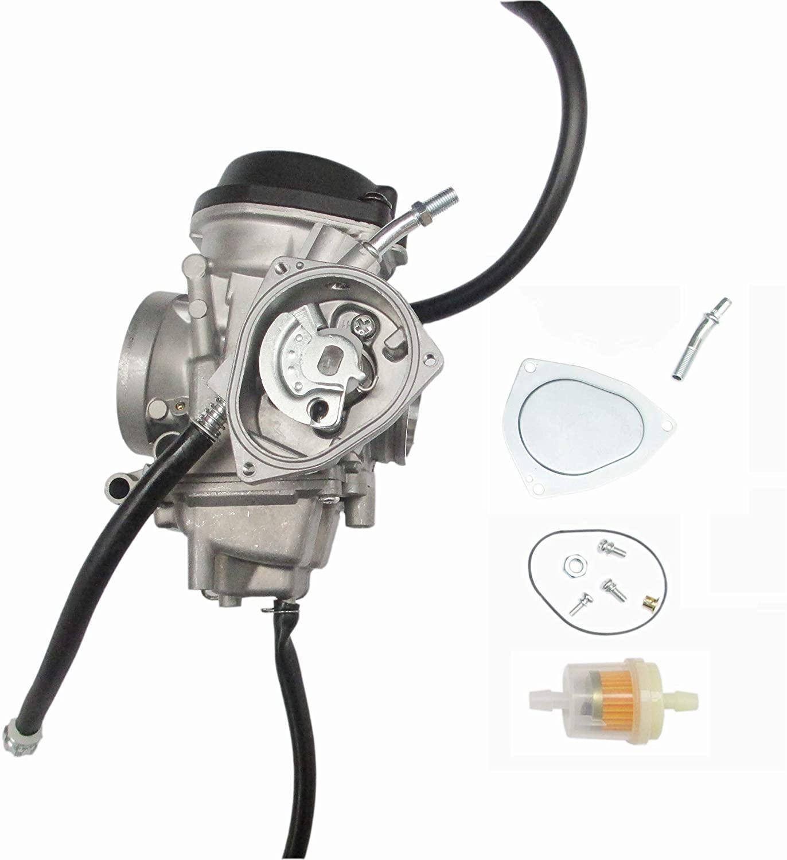 WGL New Carburetor for Suzuki Quadsport Z250 LTZ250 High Performance Carburetor