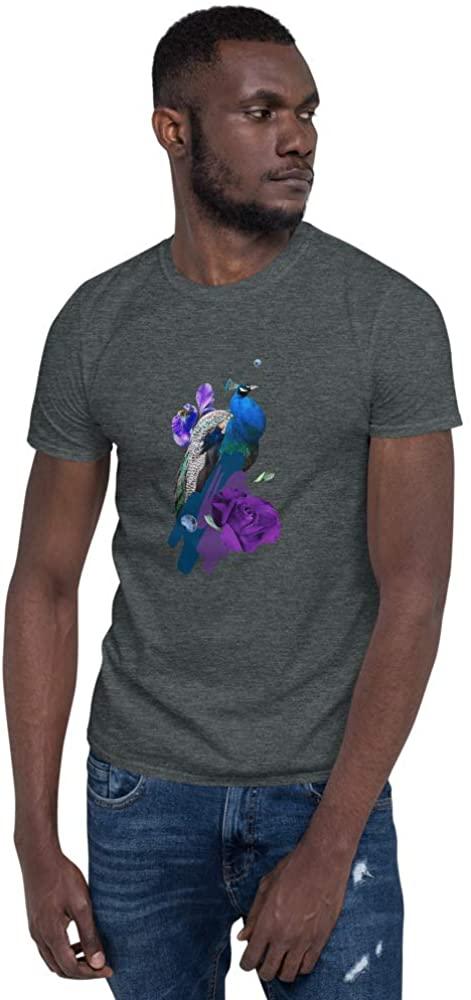 Danielson Short-Sleeve Unisex T-Shirt Dark Heather